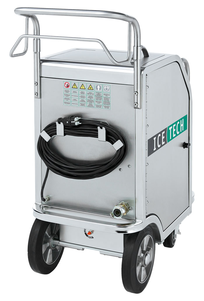 Dry ice blasting machine  Dry ice cleaning equipment